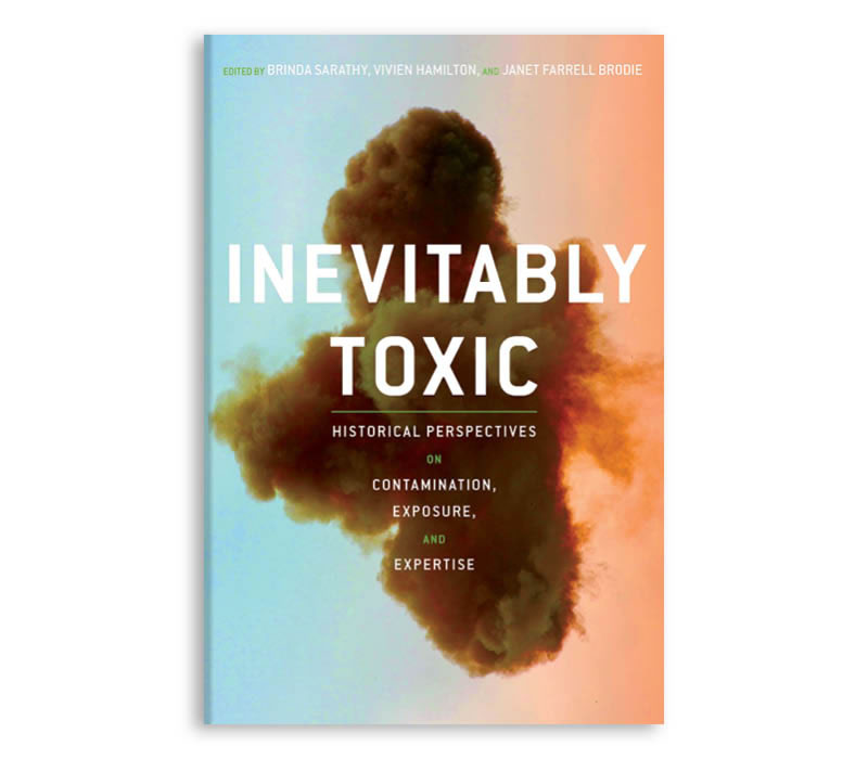 Cover of Inevitably Toxic