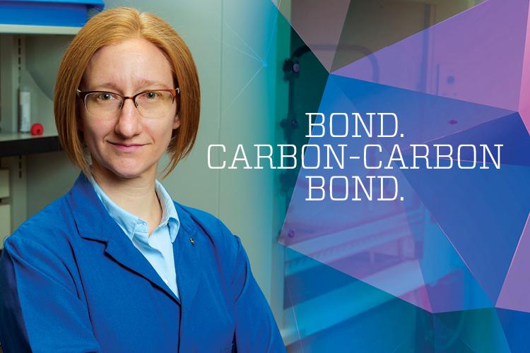Bond. Carbon-Carbon Bond.