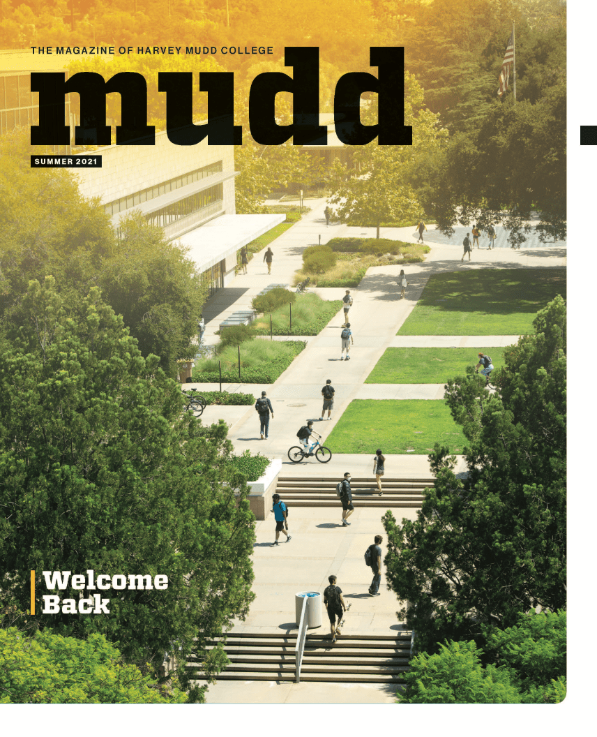 Cover of Summer 2021 issue.