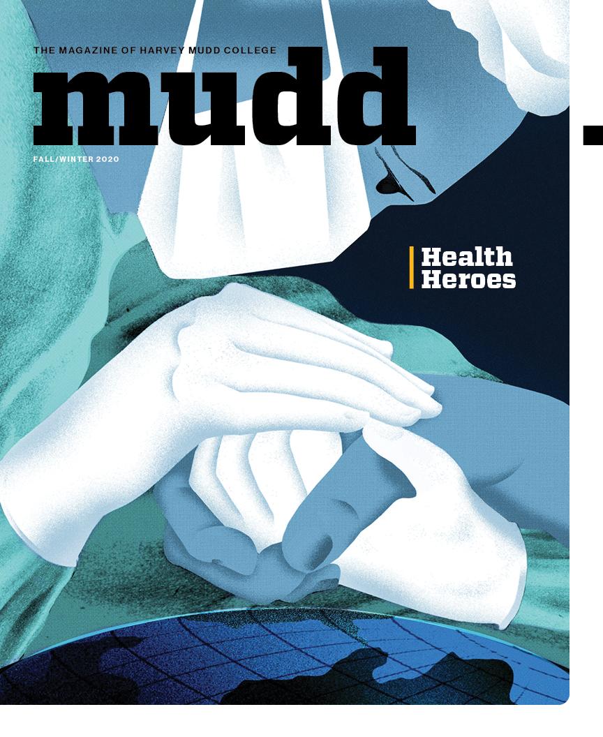 HMC Magazine fall/winter 2020 cover