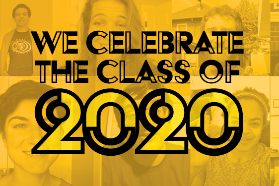 We Celebrate the Class of 2020