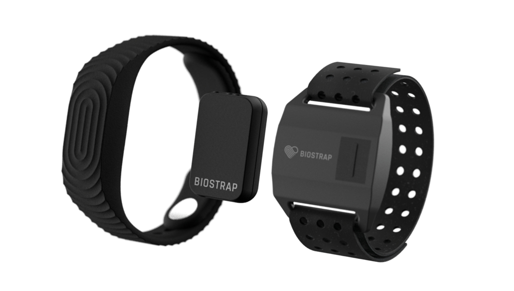 Biostrap wrist device.