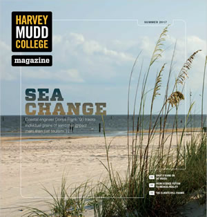 Cover of HMC Magazine Summer 2017