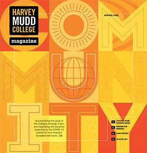 HMC Magazine Spring 2020 cover